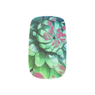 Envolturas Para Uñas Dalia colorido de lujo