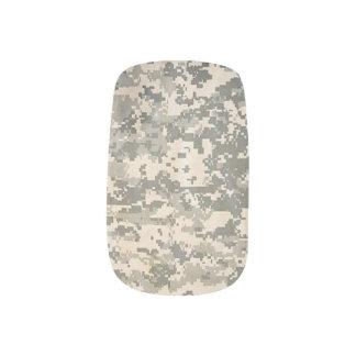 Envolturas Para Uñas Los militares del Acu camuflan amor de la paz del