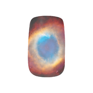 Envolturas Para Uñas Nebulosa planetaria NGC 7293 de la hélice - ojo de