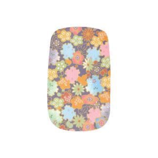 Envolturas Para Uñas Flores de Origami