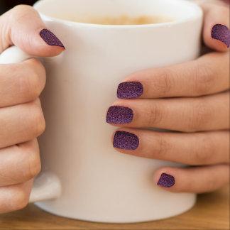 Envolturas Para Uñas Pazz púrpura
