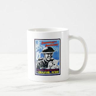 ¡Epargnez Que pendiente Vous Servez! Taza De Café