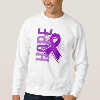 Epilepsia de la esperanza 2 sudadera con capucha