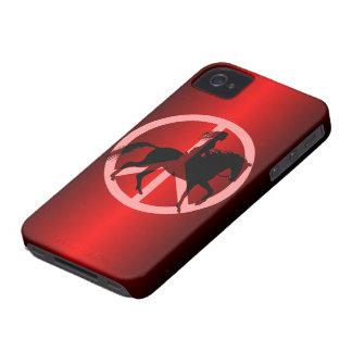 equestrian de la paz Case-Mate iPhone 4 carcasa