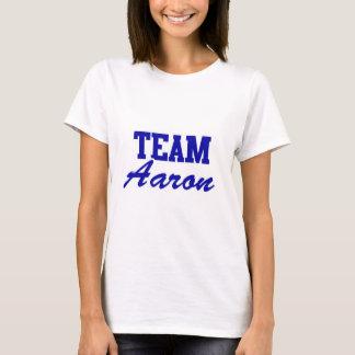 Equipo Aaron Camiseta