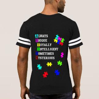 Equipo Aspie (autismo) Camiseta