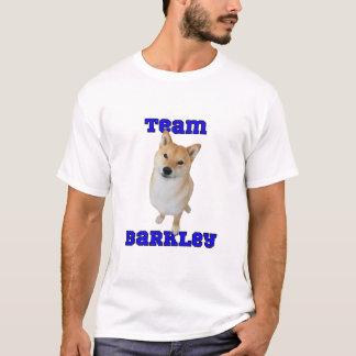 Equipo Barkley - la camiseta de los hombres