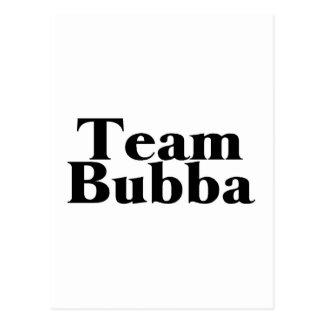 Equipo Bubba Postal