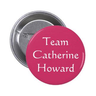 Equipo Catherine Howard Chapa Redonda De 5 Cm