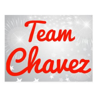 Equipo Chavez Postal