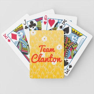 Equipo Clanton Barajas De Cartas