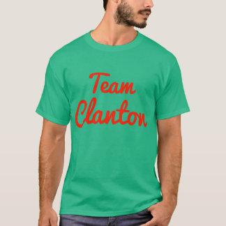 Equipo Clanton Camiseta