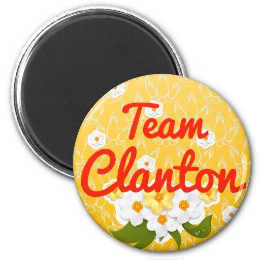Equipo Clanton Iman