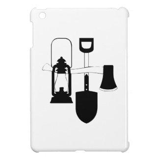 Equipo de acampada iPad mini protector