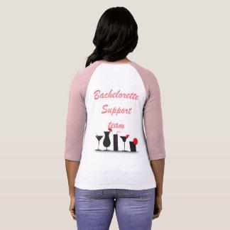 Equipo de ayuda de Bachelorette Camisas