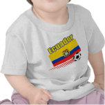 Equipo de fútbol de Ecuador Camiseta