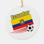 Equipo de fútbol de Ecuador Ornamente De Reyes