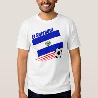 Equipo de fútbol de El Salvador Camisetas