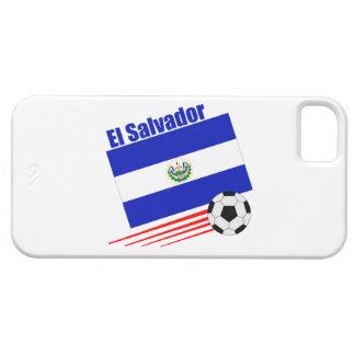 Equipo de fútbol de El Salvador iPhone 5 Case-Mate Funda