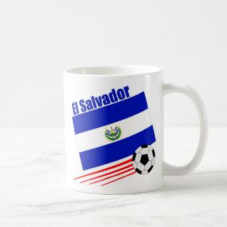 Equipo de fútbol de El Salvador Taza
