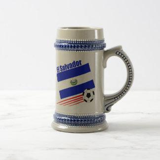 Equipo de fútbol de El Salvador Tazas De Café
