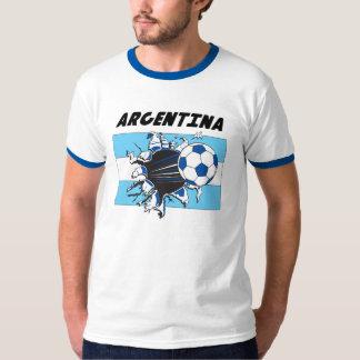 Equipo de fútbol de la Argentina Futbol Camiseta