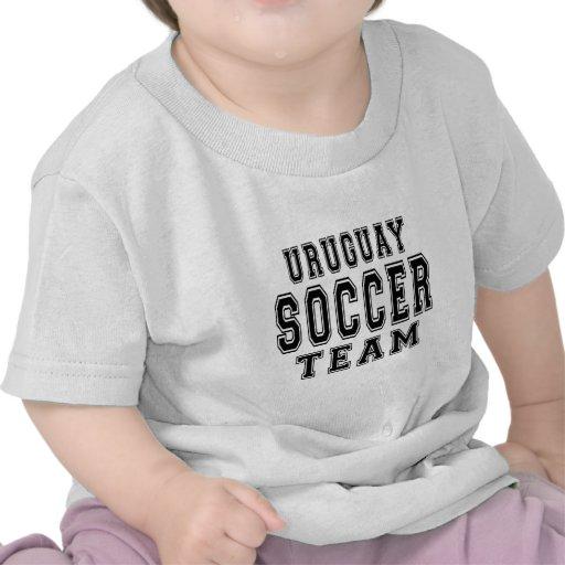 Equipo de fútbol de Uruguay Camiseta