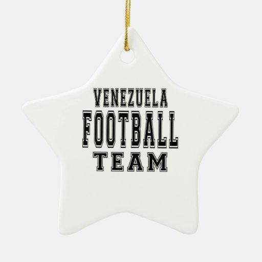 Equipo de fútbol de Venezuela Ornamento Para Reyes Magos