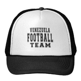 Equipo de fútbol de Venezuela Gorras
