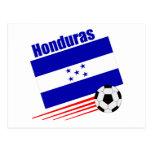 Equipo de fútbol del Honduran Postal