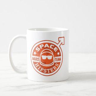 EQUIPO de Hipsters® MARTE del espacio taza de café