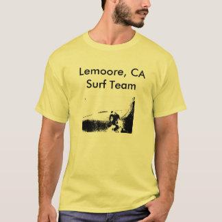 Equipo de la resaca de Lemoore Camiseta