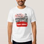 Equipo de la sustancia química de la energía camisetas