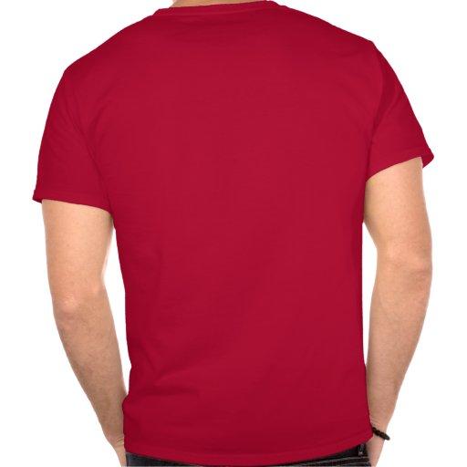 Equipo del concierto camisetas