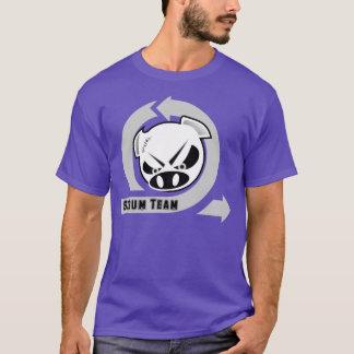 Equipo del melé camiseta