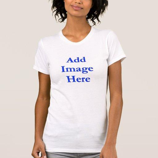 Equipo del personalizar Niza (su imagen) Camisetas