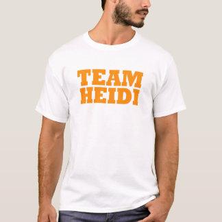 Equipo Heidi Camiseta