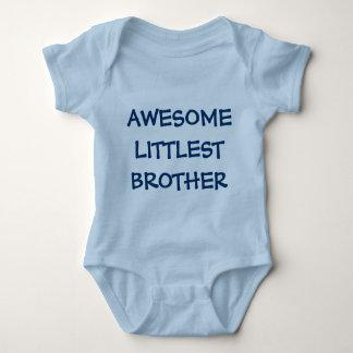 Equipo IMPRESIONANTE del bebé azul de BROTHER MÁS Body Para Bebé
