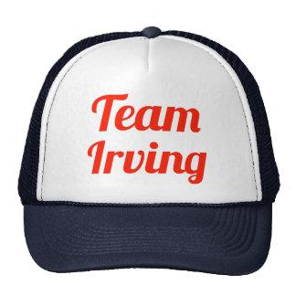Equipo Irving Gorro