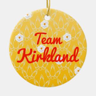 Equipo Kirkland Adorno Redondo De Cerámica