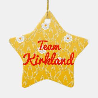 Equipo Kirkland Adornos