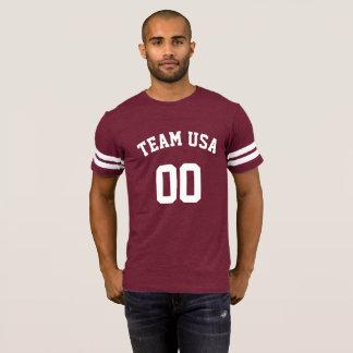 Equipo los E.E.U.U. Camiseta