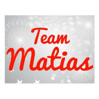 Equipo Matias Postales