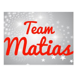 Equipo Matias Postal
