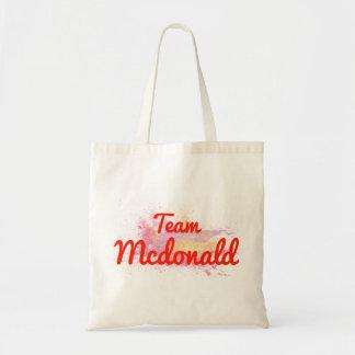 Equipo Mcdonald Bolsas De Mano