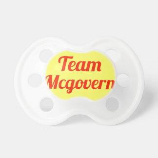 Equipo Mcgovern Chupetes Para Bebes