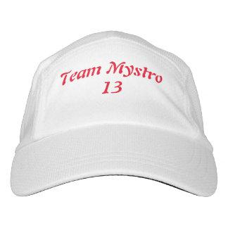 Equipo Mystro 13 gorras de béisbol Gorra De Alto Rendimiento