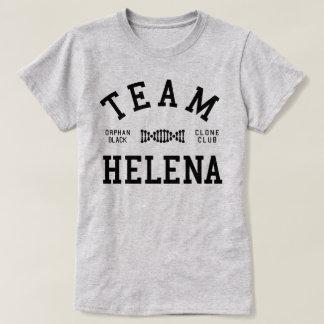 Equipo negro huérfano Helena Camiseta