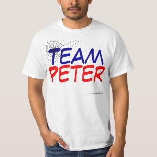 Equipo Peter Camisetas