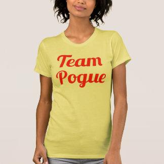 Equipo Pogue Camisas